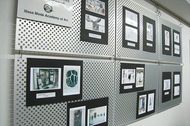 大阪のイラスト学校なら多くのイラストレーターやアーティストを輩出している【マサモードアカデミーオブアート】